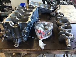 Yamaha F150 4 Stroke Outboard Rebuildable Block Crank Pistons And Rods.