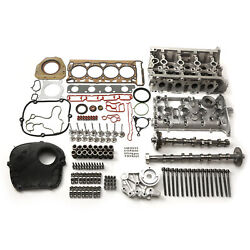 Cylinder Head And Camshaft And Gaskets Kit Fit For Audi 1.8 / 2.0tfsi Cdaa Ccta Ccza