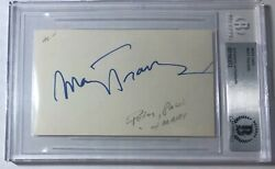Mary Travers Historic Autographs Ha Limelight Signatures Auto Signed Peter Paul