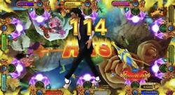 Michael Jackson Fish Game Board Ocean King 3 Igs Tiger Dragon Table