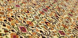 Exquisite Antique Wool Pile Muted Natural Dye Hereke Area Rug 7and0396andtimes10and0399