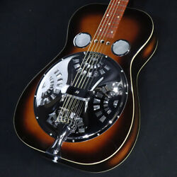 Dobro Model 60 Square Neck 1992 With Gig Case Fedex From Japan