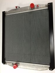 21107 Radiator For Cnh Windrower Replaces 87340500 And 8730496