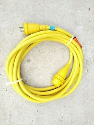 Hubbell 25ft 30amp 125v Boat/ Rv Power Wire Cord 25 Feet