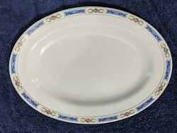 Johnson Brothers Vintage Old English 11 Oval Serving Platter, Good Condition