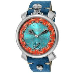 Gagandagrave Milano Manuale Menand039s Mechanical Watch 48mm Wheel Of Fortune