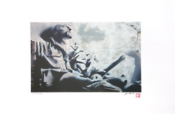 Jonathan Singer Man From 5 Pointz Queens Digital Inkjet Print Signed And Num