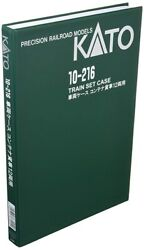 Kato N Scale Train Set Case G For Container Freight Car 12-car New From Japan