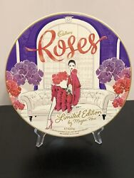 Collectible Cadbury Roses Tin - Limited Edition By Megan Hess