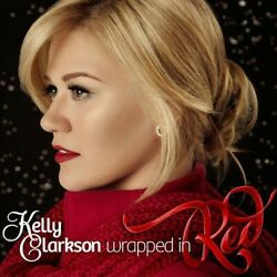 Free Us Ship. On Any 3+ Cds New Cd Kelly Clarkson Wrapped In Red