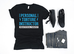 Premium Pt Funny Physical Therapy Gift T Shirt Therapist Gifts Graduation