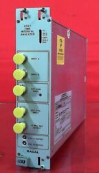 Racal Instruments 2351 Time Interval Analyzer 9507079