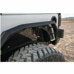 Bodyguard 40898t Front And Rear Liners And Fender Flares - Textured Black New