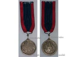 Italy Wwii Air Force Aviation Drills Rome 1930 Military Medal Mussolini Italian