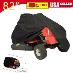 Xl Zero Turn Lawn Mower Cover Waterproof All Weather Protection Outdoor Garden