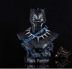 Iron Master Marvel Black Panther Statue 1 2 GK Collector Resin Limited Statue