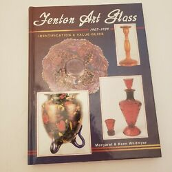 Vintage Fenton Art Glass 1907-1939, Identification And Value Guide 1996