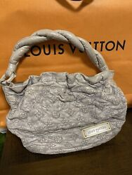 LOUIS VUITTON Olympe Nimbus PM Hobo Shoulder Bag Limited Edition $625.00