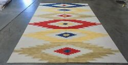 Ivory / Multi 10and039 X 14and039 Damaged Rug Reduced Price 1172585774 Apn704a-10
