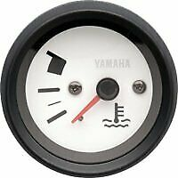 Pro Series Ii Water Temperature Meter White Face Yamaha 6y7-83590-10-00