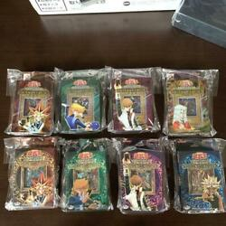 Yu-gi-oh Structure Deck Initial Unopened Bundle Set Of 8 Genuine F/s From Japan