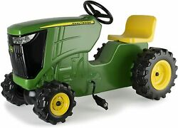 Tomy John Deere Pedal Tractor Ride On Toy Toys Gamestoys Games New