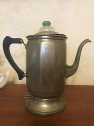 Vintage Universal Electric Percolator - Landers Frary And Clark