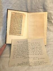 Mary Russell Mitford - Belford Regis - 1st/1st Us Carey Lea 1835 - C19th Letter