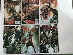 Thor Vol. 3 2007-09, Mighty Thor, Journey Into Mystery Lot 61 Issues