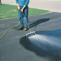 Pressure Power Washer Undercarriage Under Car Cleaner 3000 Psi Water Broom Us