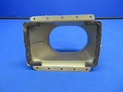 Piper Pa-31 Navajo Oil Cooler Duct P/n 54927-02 54927-002 Nos 1120-133