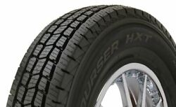 Lt225/75r16 Mastercraft By Cooper Courser Hxt 10e 115/112r Bw Tires Qty 4