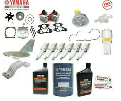 Yamaha Vx225 Tlr Outboard Maintenance Kit Fuel Filter Gear Lube Water Pump Trim