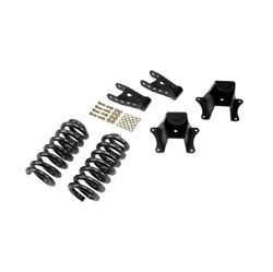 Belltech 703 Lowering Kits For 73-87 Chevy C10 2 F/4 R Drop New
