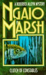 Clutch of Constables by Ngaio Marsh $4.87