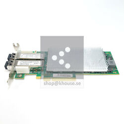 Qle8362-orl   Incl 30 Fees   Ship Price Contact Us   Oracle Pcie X8 16g Fc/10g