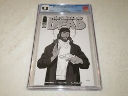 Skybound Cgc 9.8 The Walking Dead 15th Anniversary Edition 92 Variant Cover C