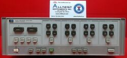 Hp Agilent 85102b Signal Converter Section Of The 8510bc
