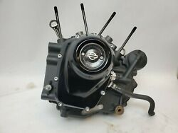 Harley Davidson Milwaukee Eight Right Side Crank Engine Case, Flywheel And Cams