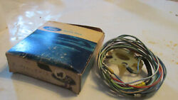 Nos 1963 1964 Ford Galaxie 500xl W Moveable Steering Column Turn Signal Switch