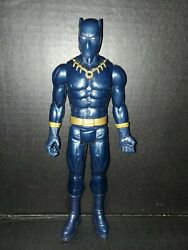 Black Panther Action Figure Marvel Avengers Character 12quot; Dark Blue