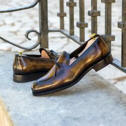 The Goodyear Welt Bow Loafer Model 4420 From Robert August