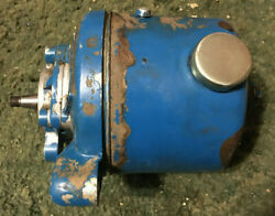 E6nn3k514ab - A Used Power Steering Pump For A Ford 5110 5610 5610s Tractors
