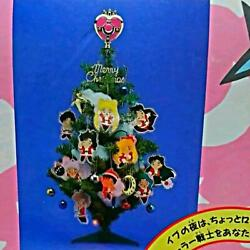 Sailor Moon Christmas Tree Retro Rare Collectible Toy Free Shipping From Japan