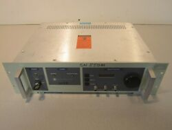 Electro Scientific Ind. 110m-ps Diode Pump Power Supply With Q-switch Driver