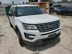 Passenger Front Door Base Without Police Package Fits 16-17 Explorer 113920