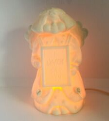 Abbey Press Angel Tabletop Night Light I Watch Over You