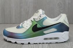 58 Nike Air Max 90 Bubble Pack Summit White Ct5066-100 Running Shoes Mens 9-10.5