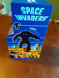 2018 Space Invaders Niue 1oz Silver Proof Lenticular 2 Coin New