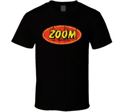 Zoom Fishing Lover Products Cool Gift Worn Look T Shirt